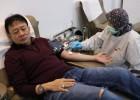 Priyadi Abadi Donor Darah di HUT ke-48 Asita