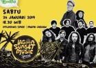 Malam Mingguan di Ancol, Nikmati Lagoon Sunset Music Special