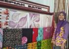 Pelopor Bisnis Batik Khas Belitong