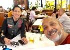 Begini Sosok Idris Sandiya di Mata Chef Juna