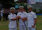 Letkol Laut (P) Yulius Azz Zaenal Resmi Menjabat Danlanal Banyuwangi