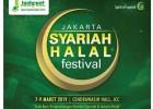 Ini Agenda Acara Jakarta Syariah Halal Festival 2019