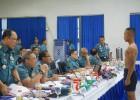Aspers Kasal Pimpin Sidang Komisi Panthukirpus Penerimaan Calon Tamtama TNI AL 2019