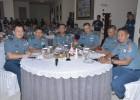 Komandan Lantamal V Hadiri Silahturami Pateral Wilayah Surabaya