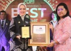Menjadi Top Inspiring Woman Versi World Achievement Association