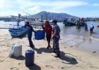 Kecelakaan Laut Masih Tinggi, Lanal Banyuwangi Sosialisasi Keselamatan Pelayaran ke Nelayan