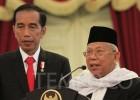 Ini Kabinet Zaken Jokowi-Maruf versi Kombatan