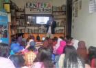 64% Taman Bacaan di Indonesia Dikunjungi Tidak Lebih dari 30 Anak