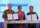 Bank BRI-KKP Teken Perjanjian Kerja Sama Pencetakan KUSUKA
