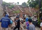 Kawasan Tirta Mandala Depok Teremdan Banjir
