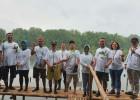 Epson Hijaukan Taman Wisata Alam Angke Kapuk