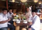 Kolaborasi PCNU, Ansor-Banser dan Relawan Depok Begaya