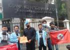 Bikin Gaduh, Mapancas Bogor Surati Jokowi Soal UU Cipta Kerja