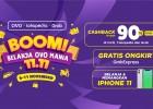 OVO, Grab, dan Tokopedia Berkolaborasi Hadirkan Promo 11.11
