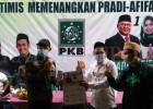 Terus Konsolidasi, PKB Optimistis Pradi-Afifah Menang