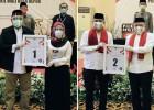 KPU Depok: Idris-Imam Unggul dari Pradi-Afifah