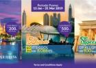 OVO Hadirkan Kesempatan Tour & Travel Virtual