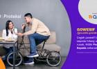 OVO Hadirkan Akses Pembayaran Asuransi Proteksi Sepeda