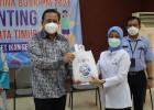 BUSKIPM KKP Menyalurkan Seribu Paket Bantuan Ikan untuk Anak Stunting