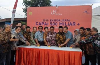 Tutup Tahun 2019, JAPFA Capai Nilai Ekspor Lebih dari Rp 500 Miliar