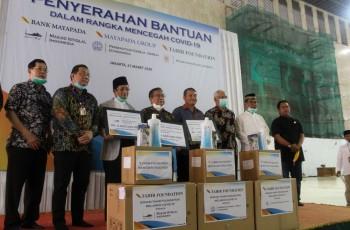 Melawan Pandemi Covid-19, Mayapada Group & Tahir Foundation Donasi Rp 52 Miliar