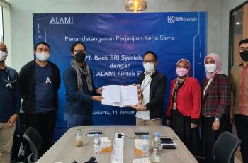 Fintek ALAMI Jadi P2P Syariah Terbaik di Indonesia