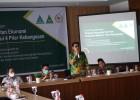 FGD Strategi Penguatan Ekonomi Pedesaan Melalui 4 Pilar Kebangsaan