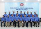 Kepengurusan PWI Kota Depok Pimpinan Rusdy Nurdiansyah Resmi Dilantik