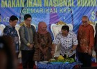 KKP dan Komari Adakan Gerakan Makan Ikan Nasional di Cirebon