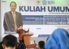 Kuliah Umum Peningkatan Peran dan Kontribusi Unwir dalam Pembangunan Bangsa