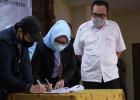 Pengukuhan Digitalisasi Produk Komunitas Olsa Mart Penggiat PaDi UMKM Kota Bekasi