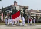 Peringatan HUT ke-74 RI di Balaikota Depok
