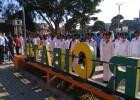 Upacara Bendera HUT ke-74 RI di Kecamatan Cibatu