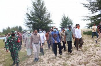 Agenda Kunjungan Rokhmin Dahuri di Kabupaten Aceh Selatan