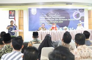 Belum Beroperasi Optimal, KKP Akan Percepat Pembangunan SKPT Natuna