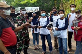 Jamkrindo, SF dan MPL Kampanye Disiplin Protokol 5M
