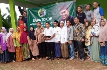 Saba Tokoh ala Babai Suhaimi untuk Jaring Keluh Kesah Masyarakat