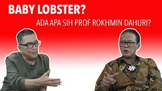 Obrolan Penuh Gizi dengan Prof Rokhmin Dahuri tentang Potensi Laut Indonesia