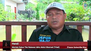Mantan Ketua Triad Hendi Hidayat Siap Menangkan Pradi-Afifah